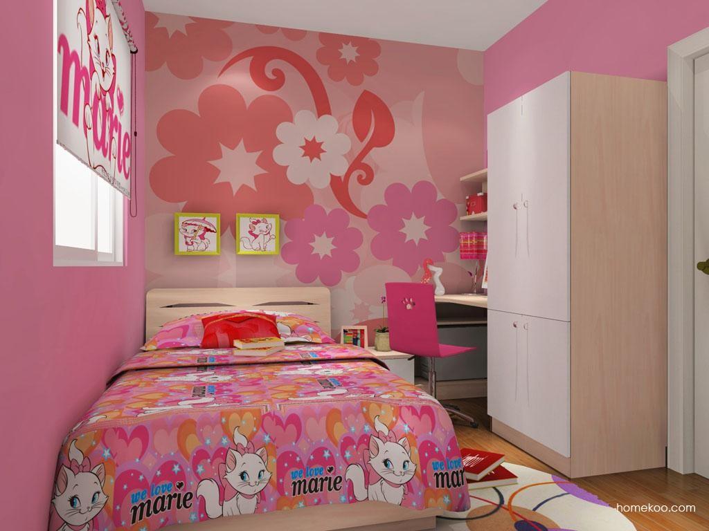 女孩的梦青少年房B9757