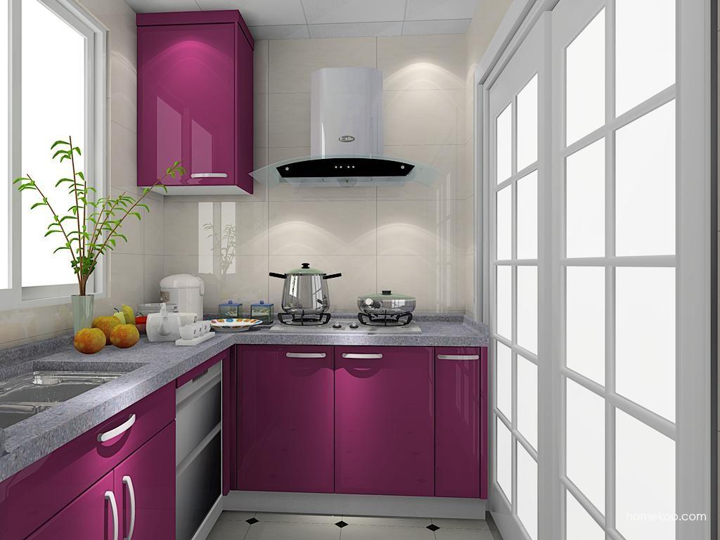 紫晶魅影橱柜F9937