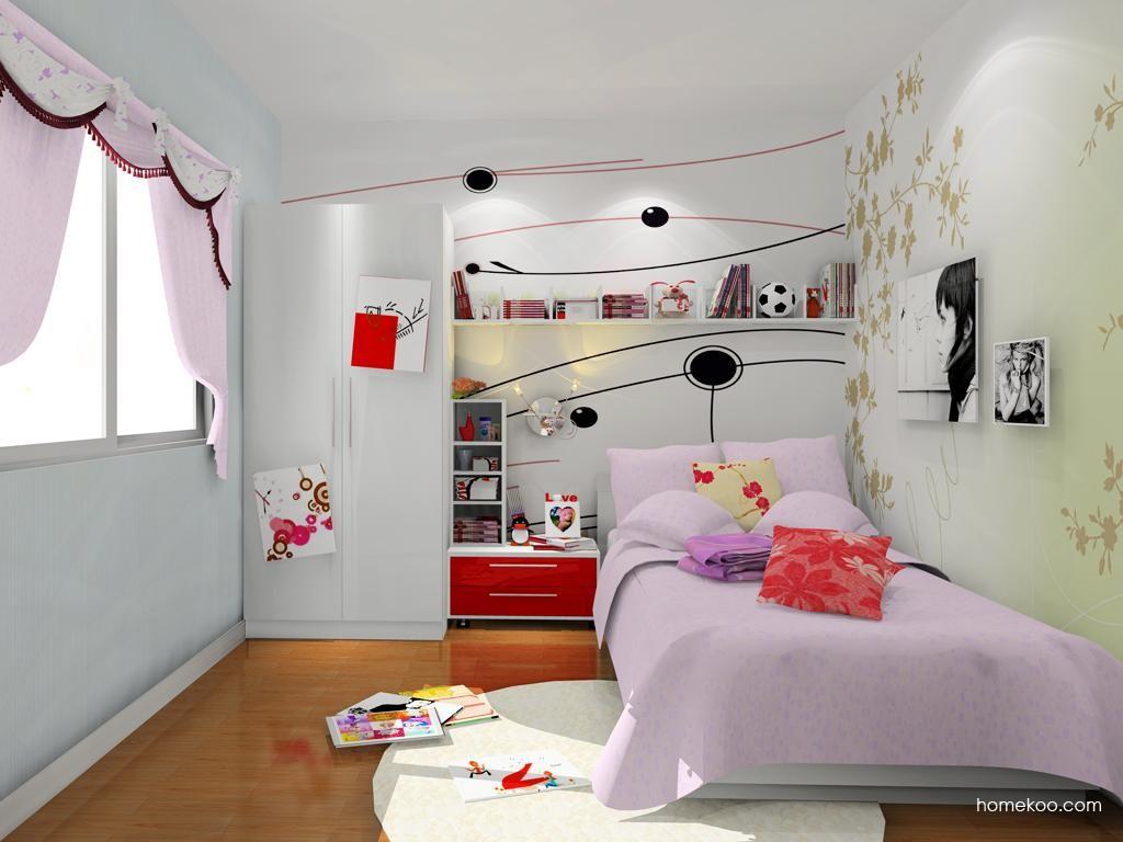 女孩的梦青少年房B9770