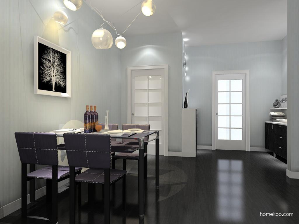 简约主义餐厅家具E8218