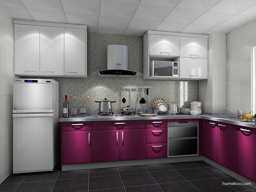 紫晶魅影橱柜F9957
