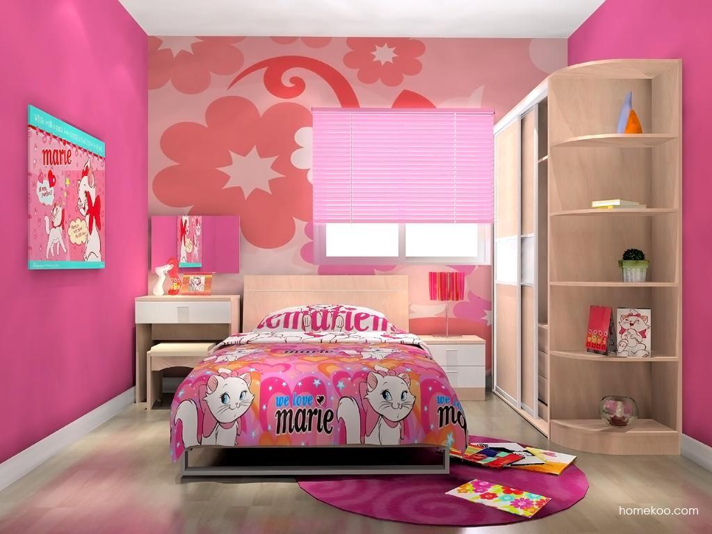 女孩的梦青少年房B9837