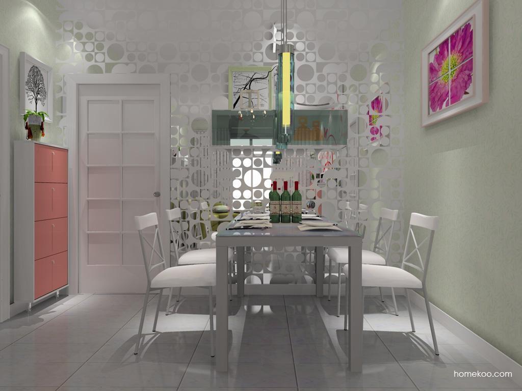 浪漫主义餐厅家具E8262