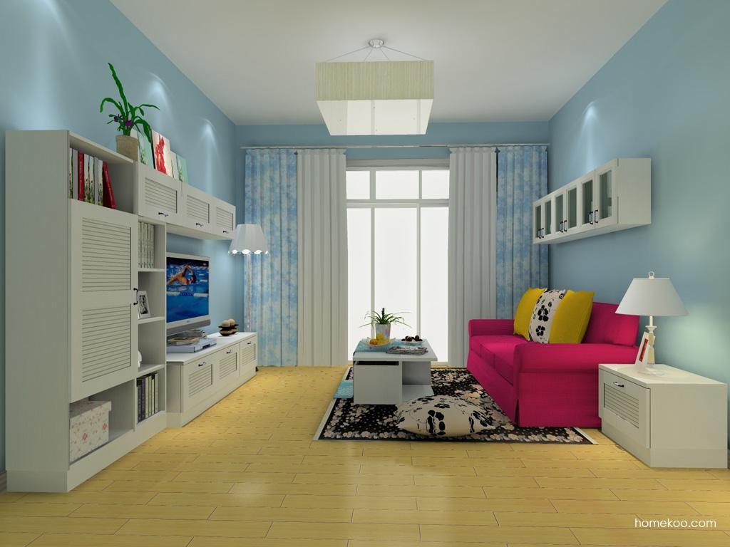 韩式田园客厅家具D8260
