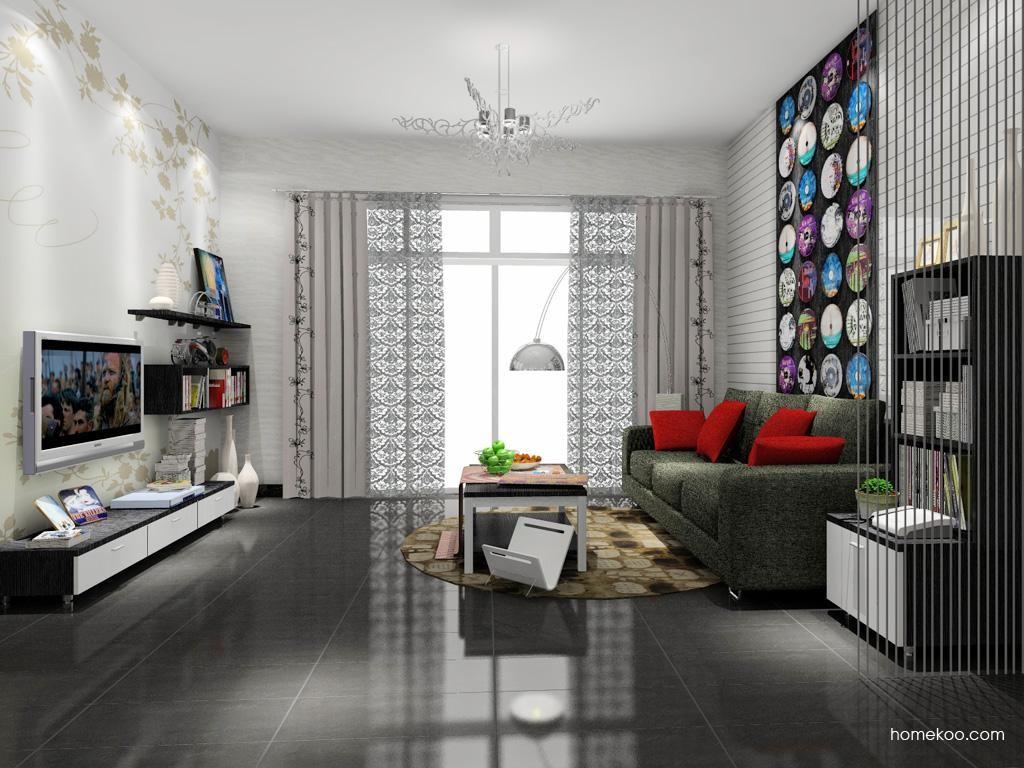 简约主义客厅家具D8261