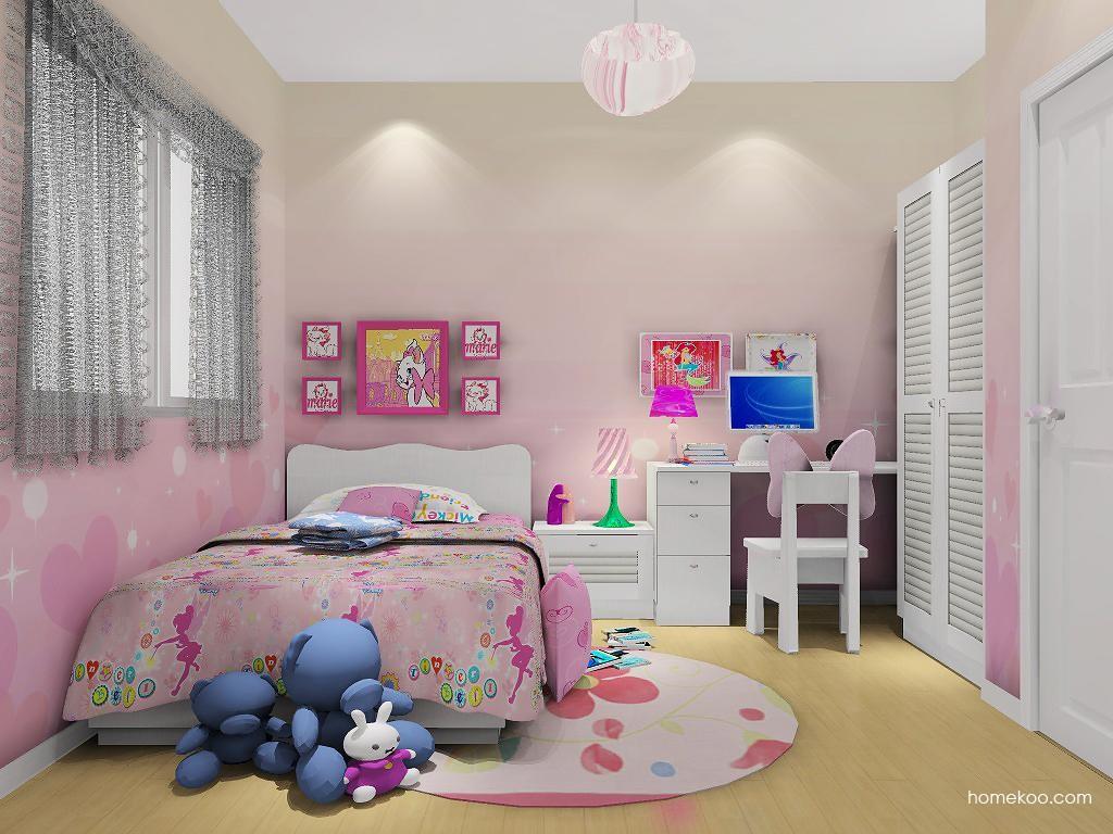 女孩的梦青少年房B9906