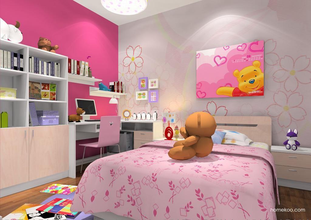 女孩的梦青少年房B9941