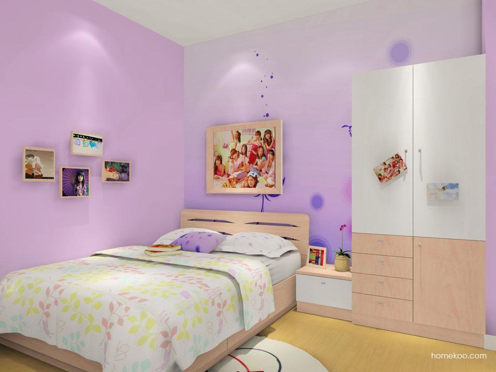女孩的梦青少年房B9932