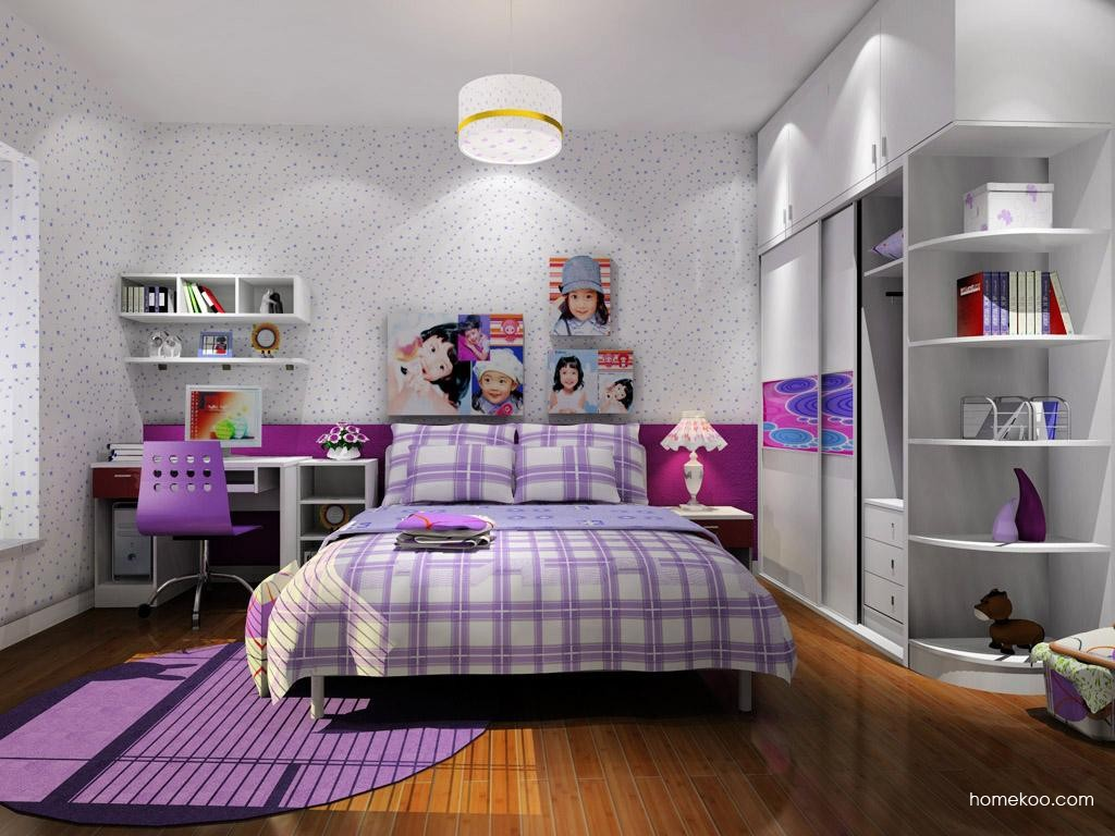 女孩的梦青少年房B9913