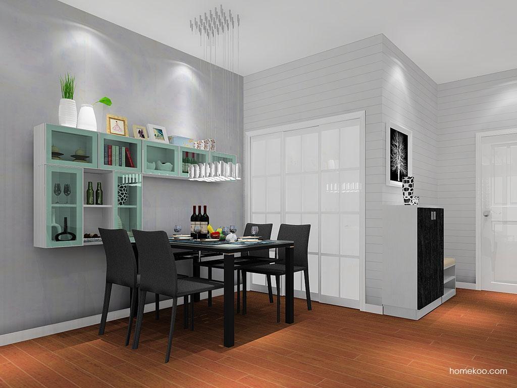 简约主义餐厅家具E8250