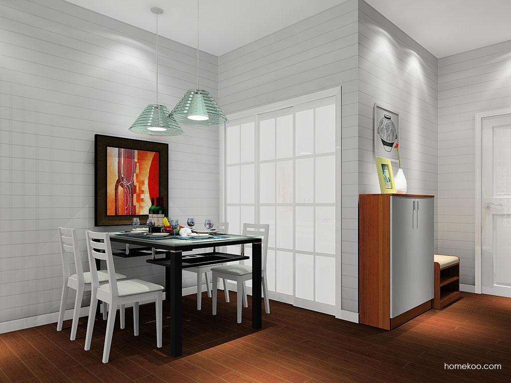 新实用主义餐厅家具E8251