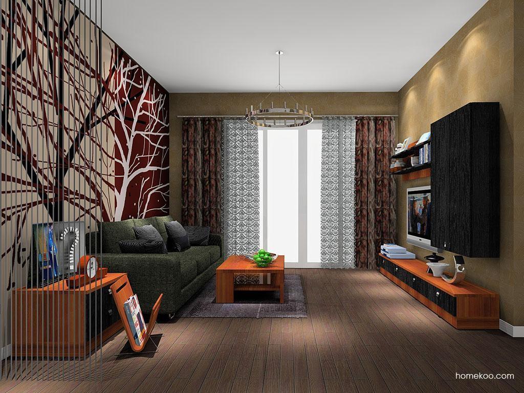 德国森林客厅家具D8250