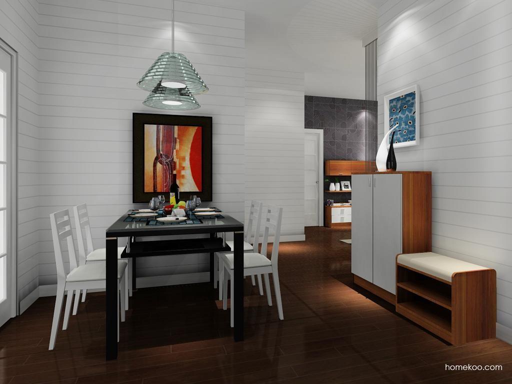 新实用主义餐厅家具E8257