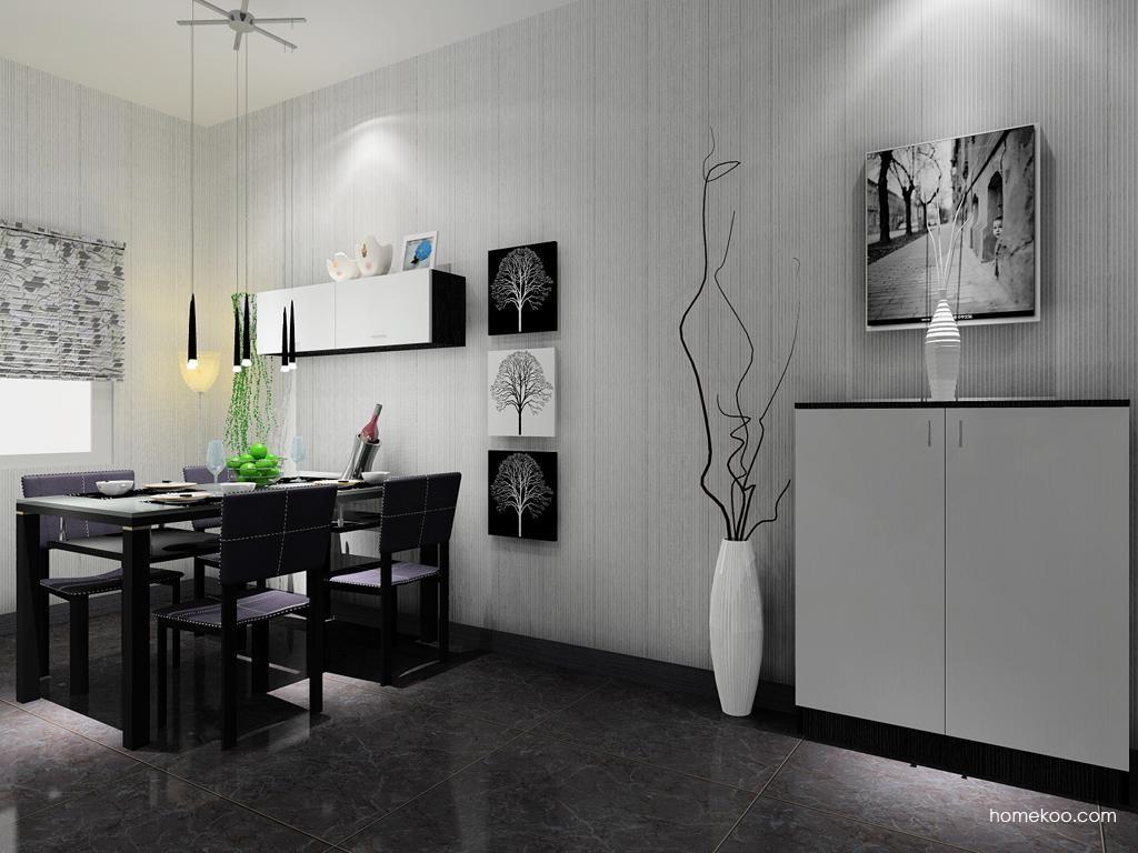 简约主义餐厅家具E8255