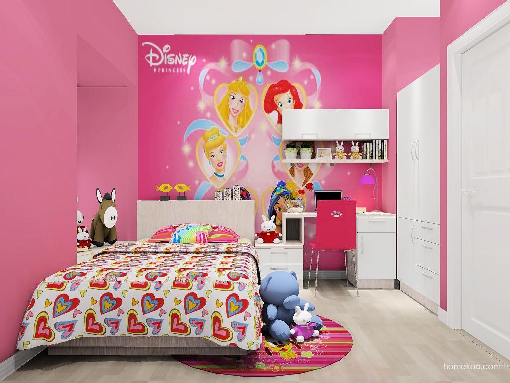 女孩的梦青少年房B9956