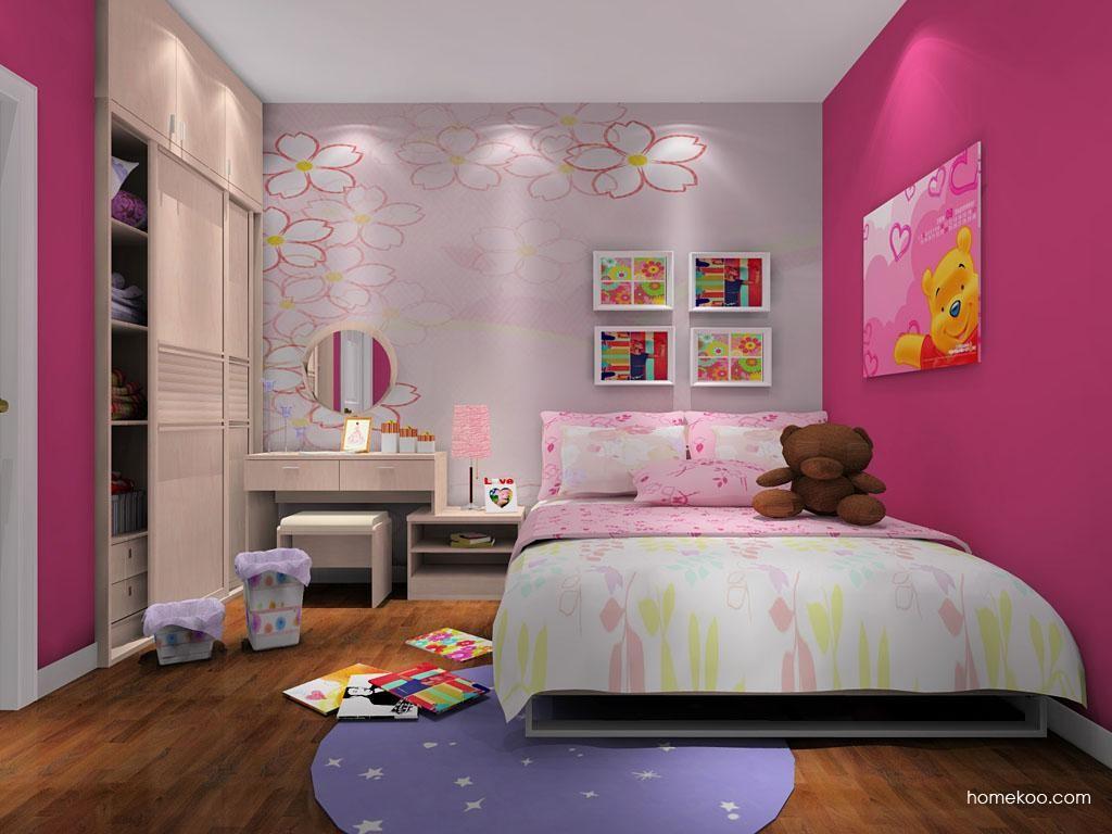 女孩的梦青少年房B9970