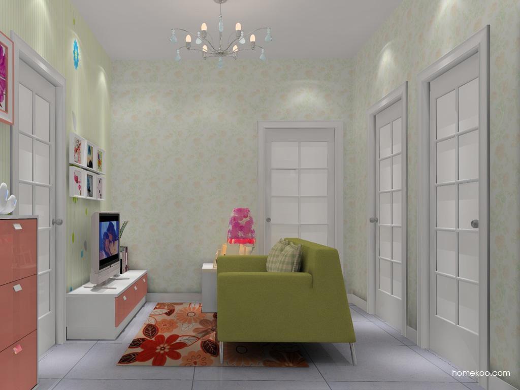 浪漫主义客厅家具D8294