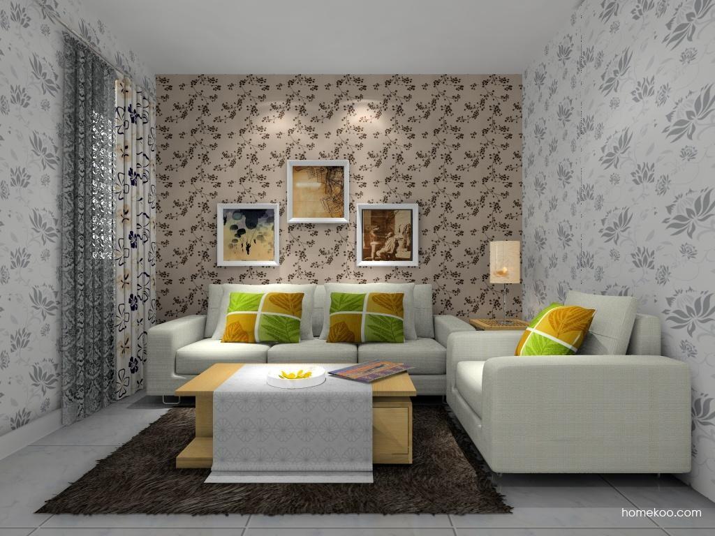丹麦本色客厅家具D8310