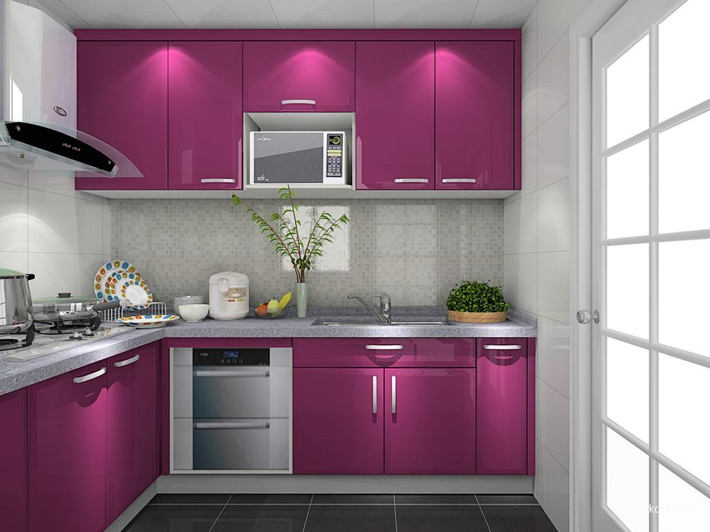 紫晶魅影橱柜F10086