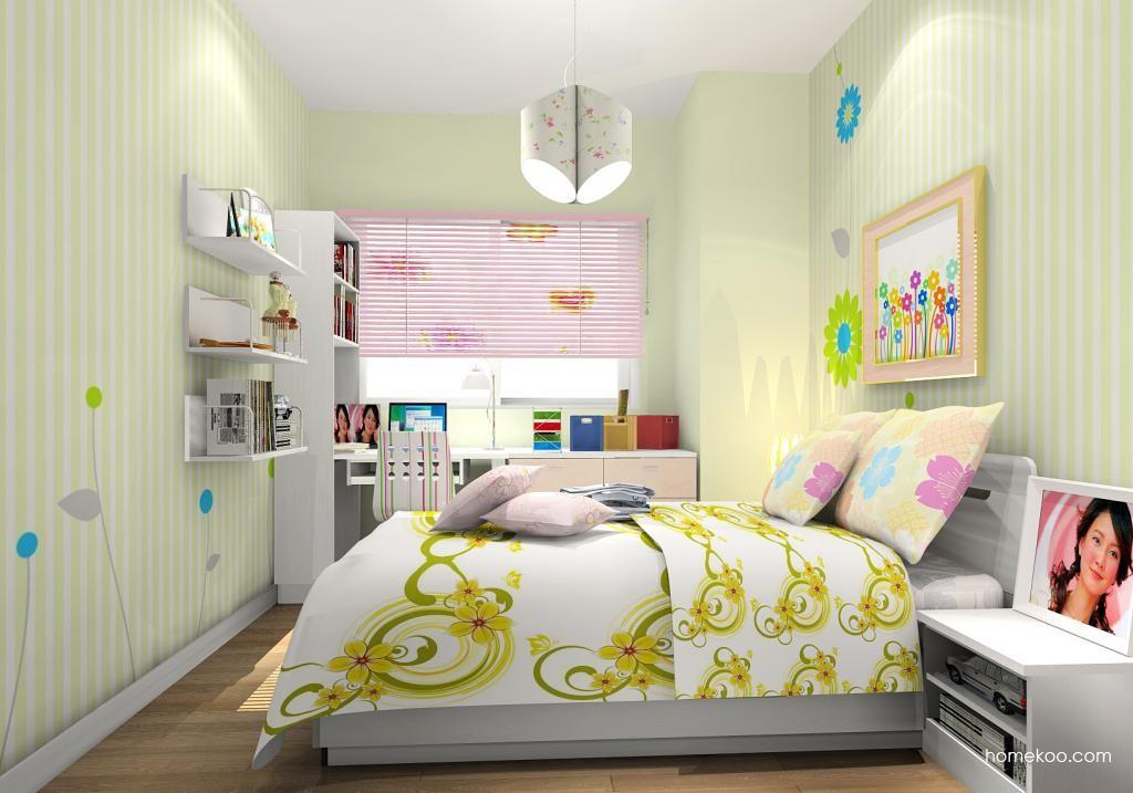 女孩的梦青少年房B10108