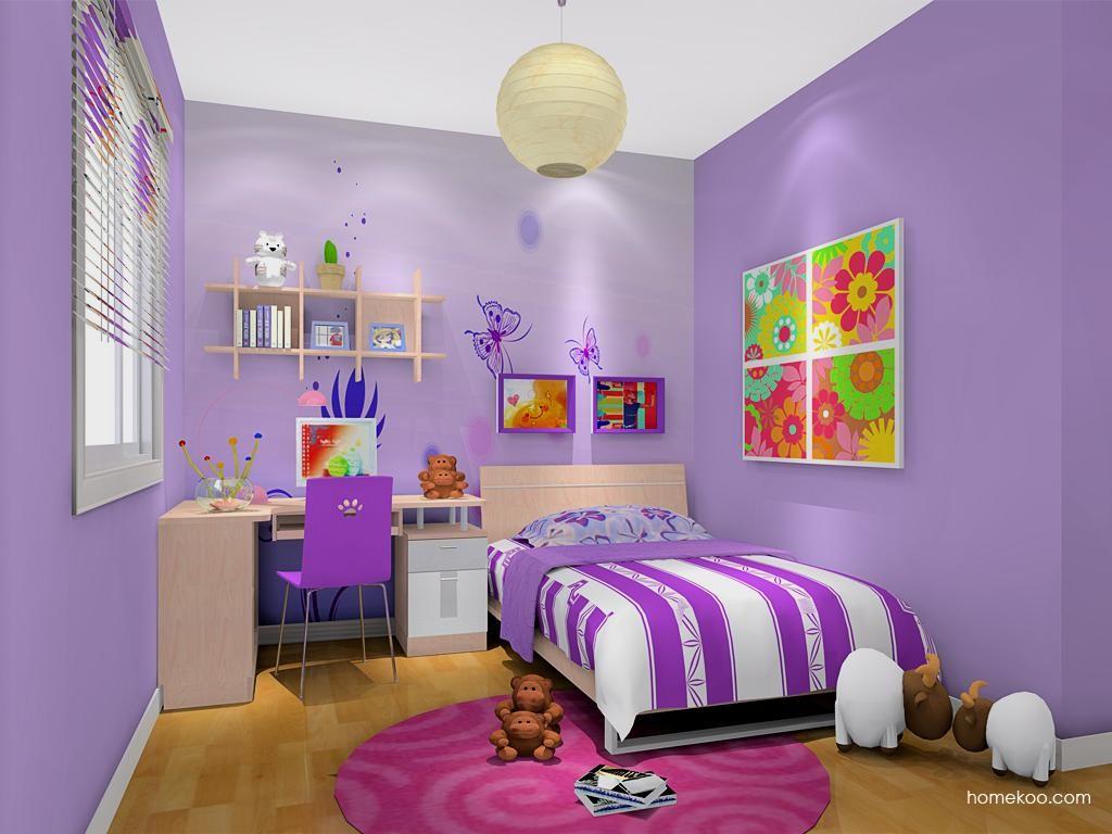 女孩的梦青少年房B10129