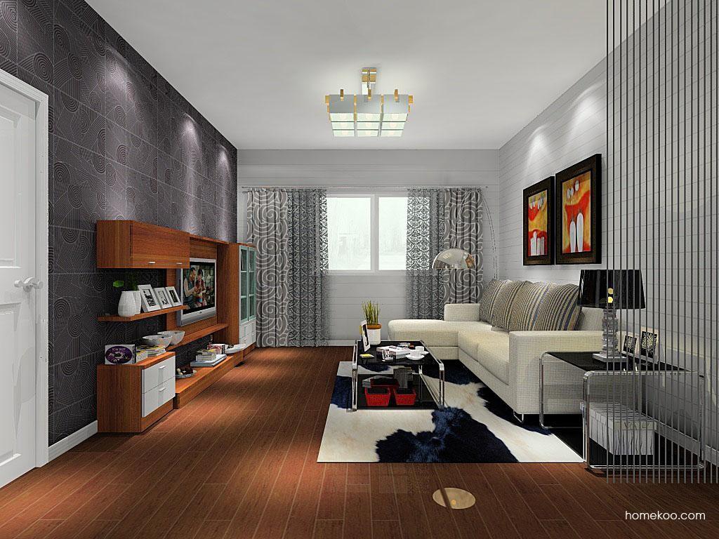 新实用主义客厅家具D8320