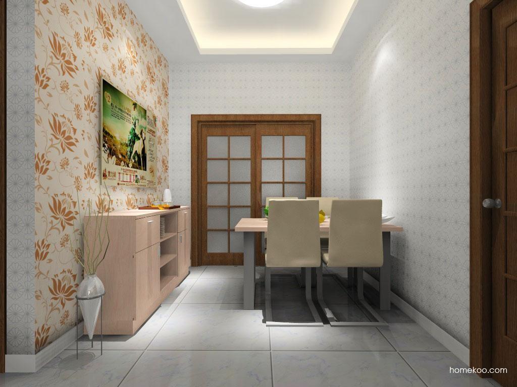 新实用主义餐厅家具E8323