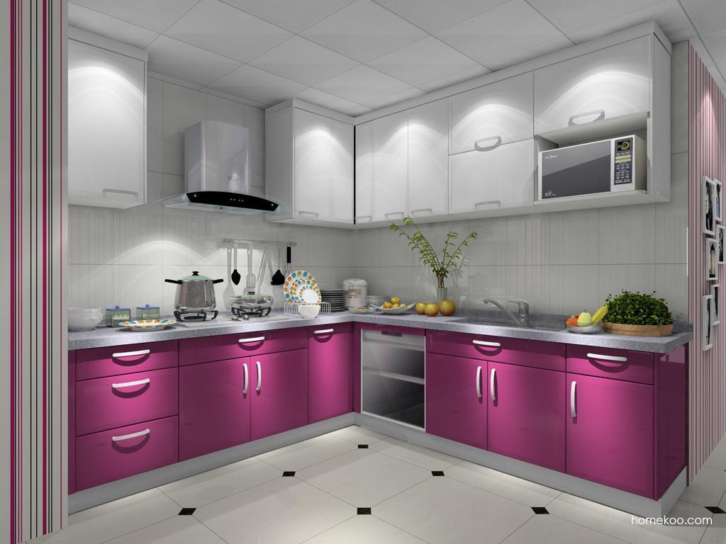 紫晶魅影橱柜F10110
