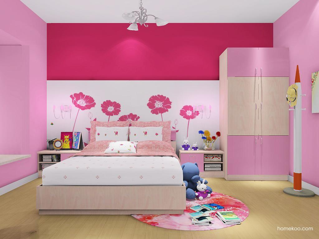 女孩的梦青少年房B10163
