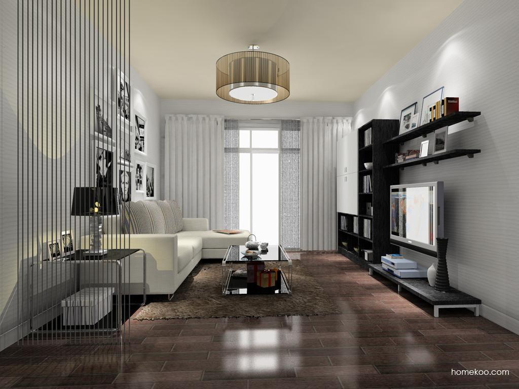 简约主义客厅家具D8346