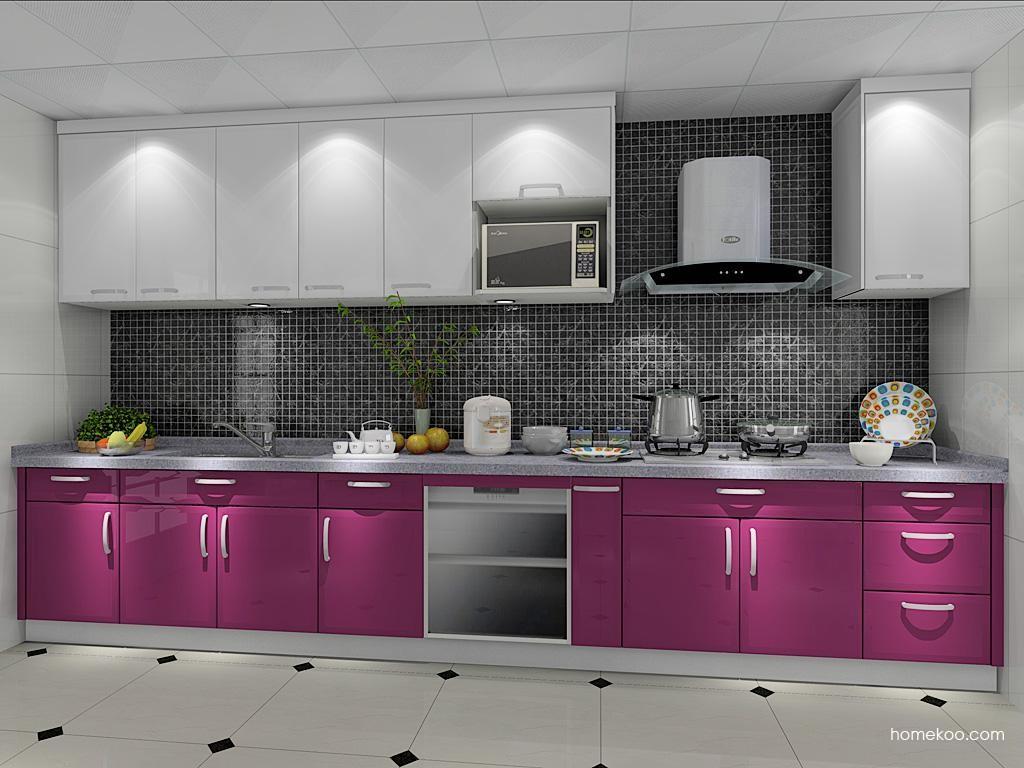 紫晶魅影橱柜F10148