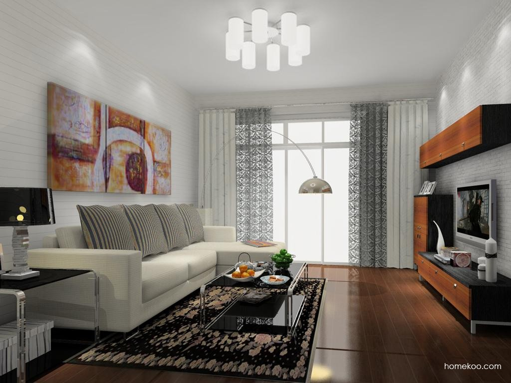 德国森林客厅家具D8366