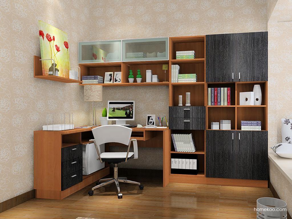 新实用主义书房家具C10257