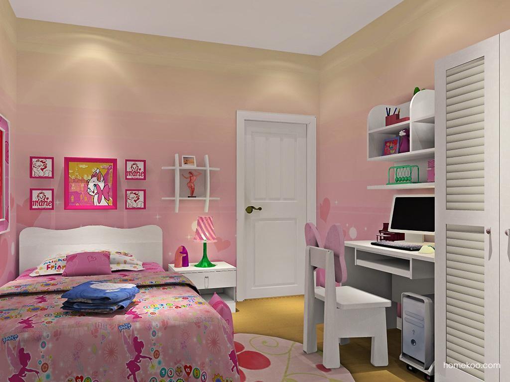 女孩的梦青少年房B10273