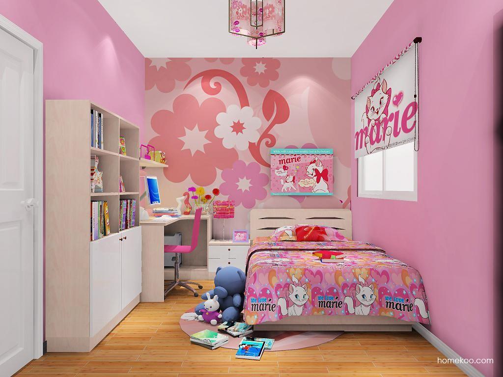 女孩的梦青少年房B10237