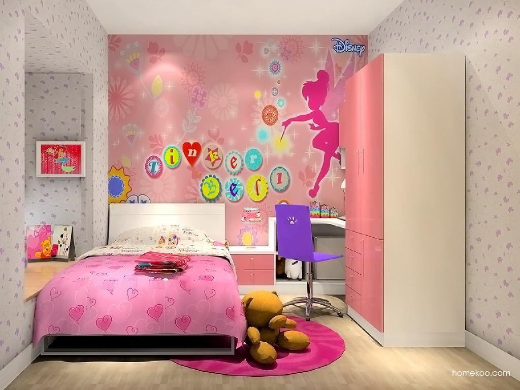 女孩的梦青少年房B10349