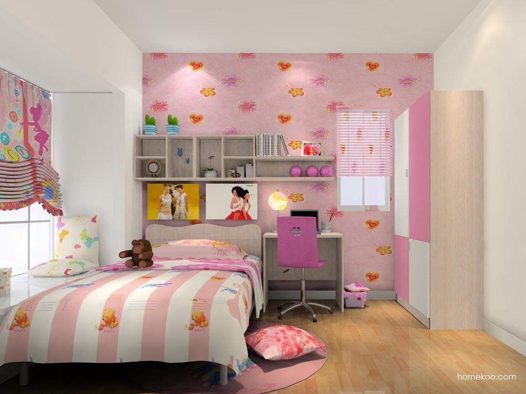 女孩的梦青少年房B10328