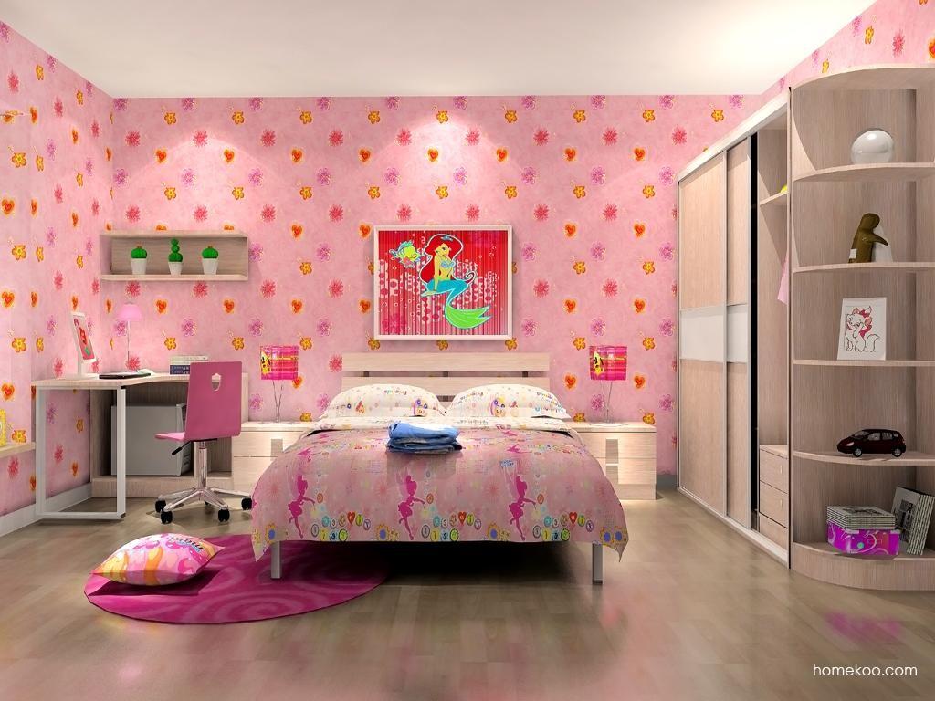 女孩的梦青少年房B10346
