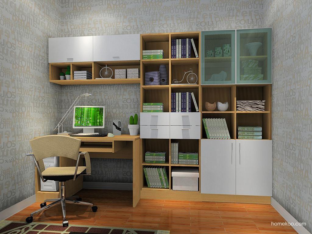 新实用主义书房家具C10351
