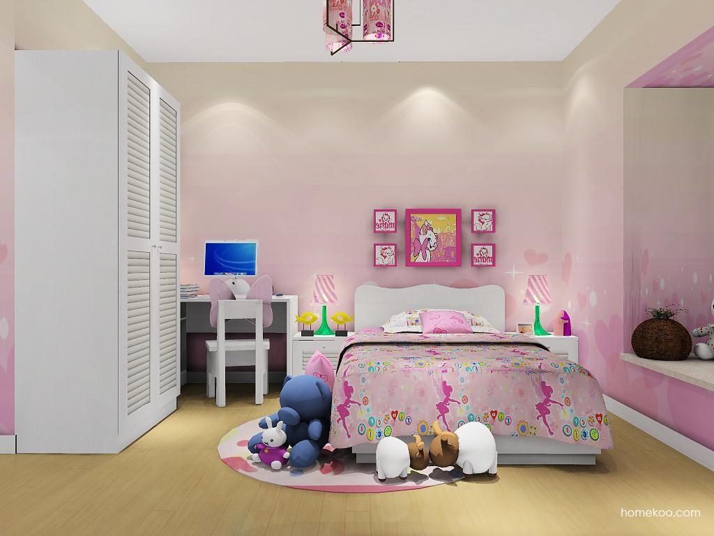 女孩的梦青少年房B10306