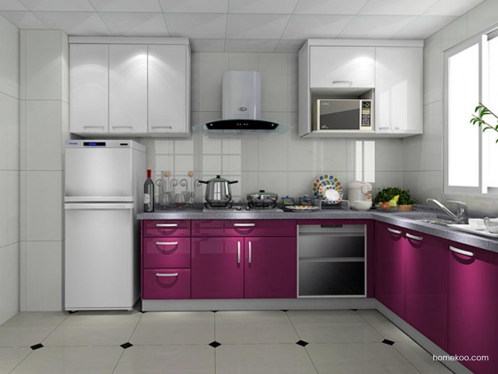 紫晶魅影橱柜F10186
