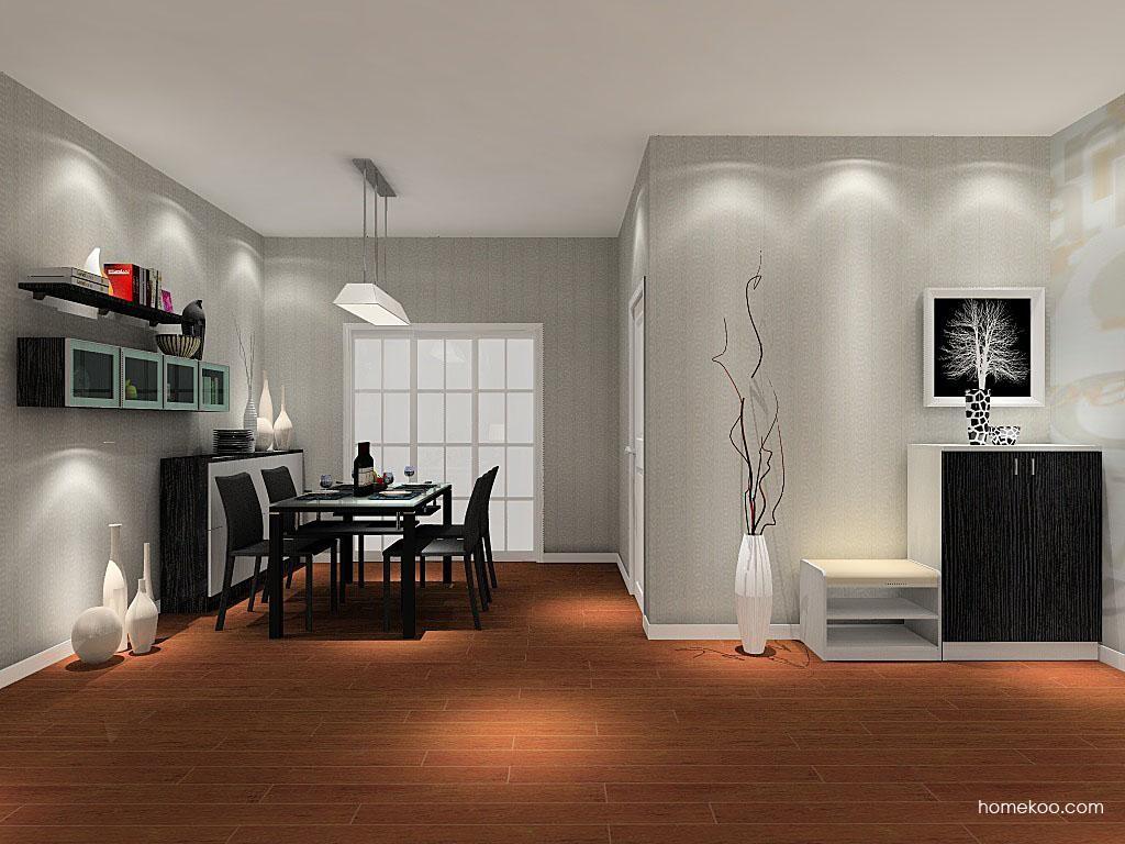 简约主义餐厅家具E8381