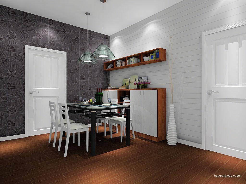 新实用主义餐厅家具E8380