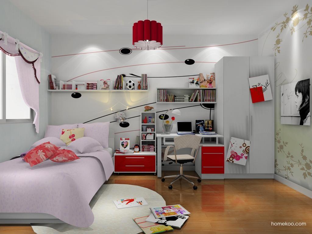 女孩的梦青少年房B10435
