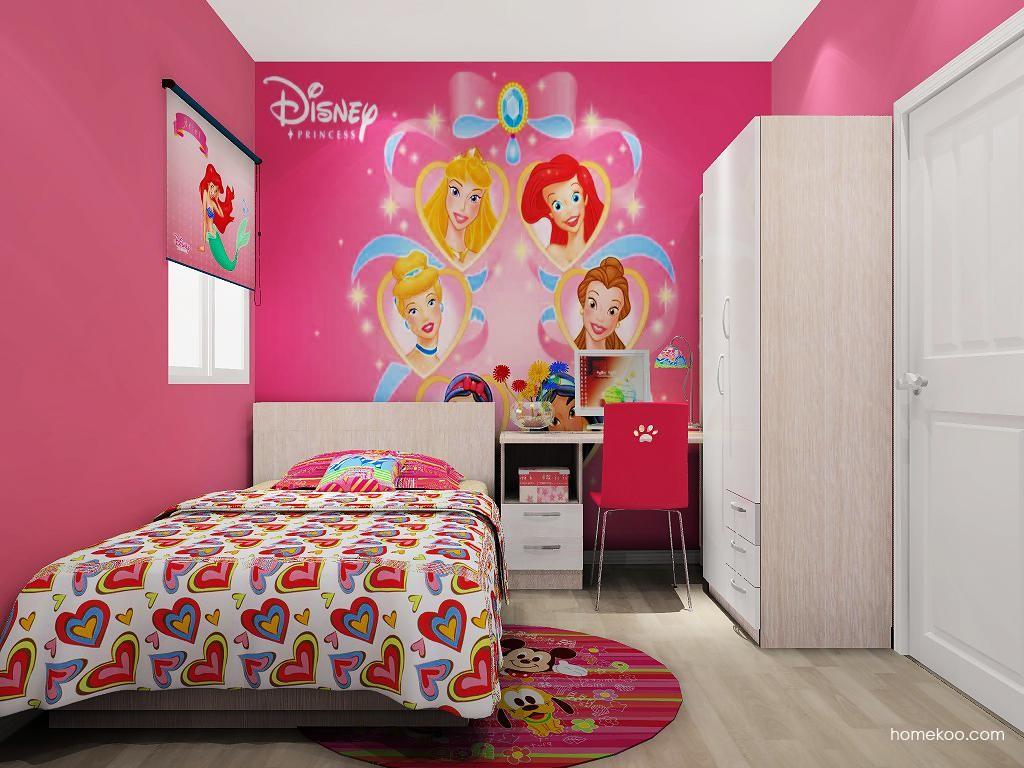 女孩的梦青少年房B10406
