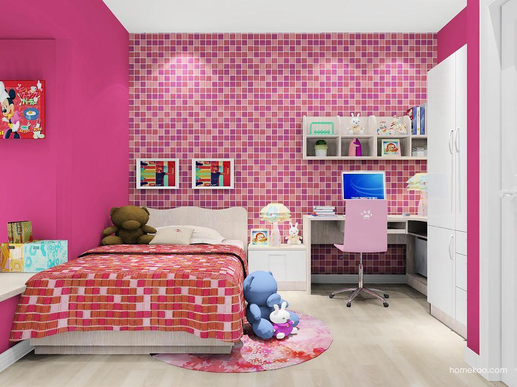 女孩的梦青少年房B10403