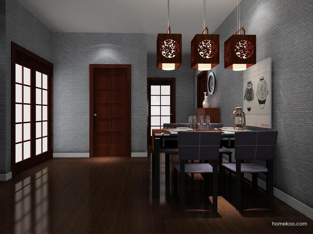 新中式主义家具E8413