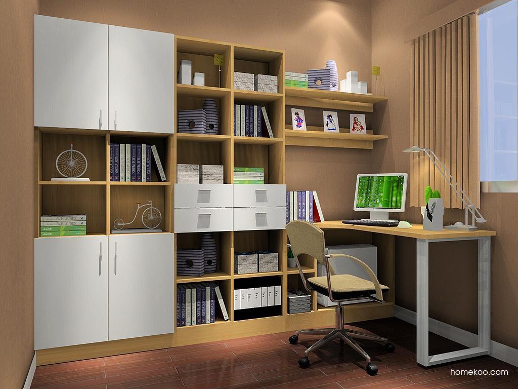 新实用主义书房家具C10387