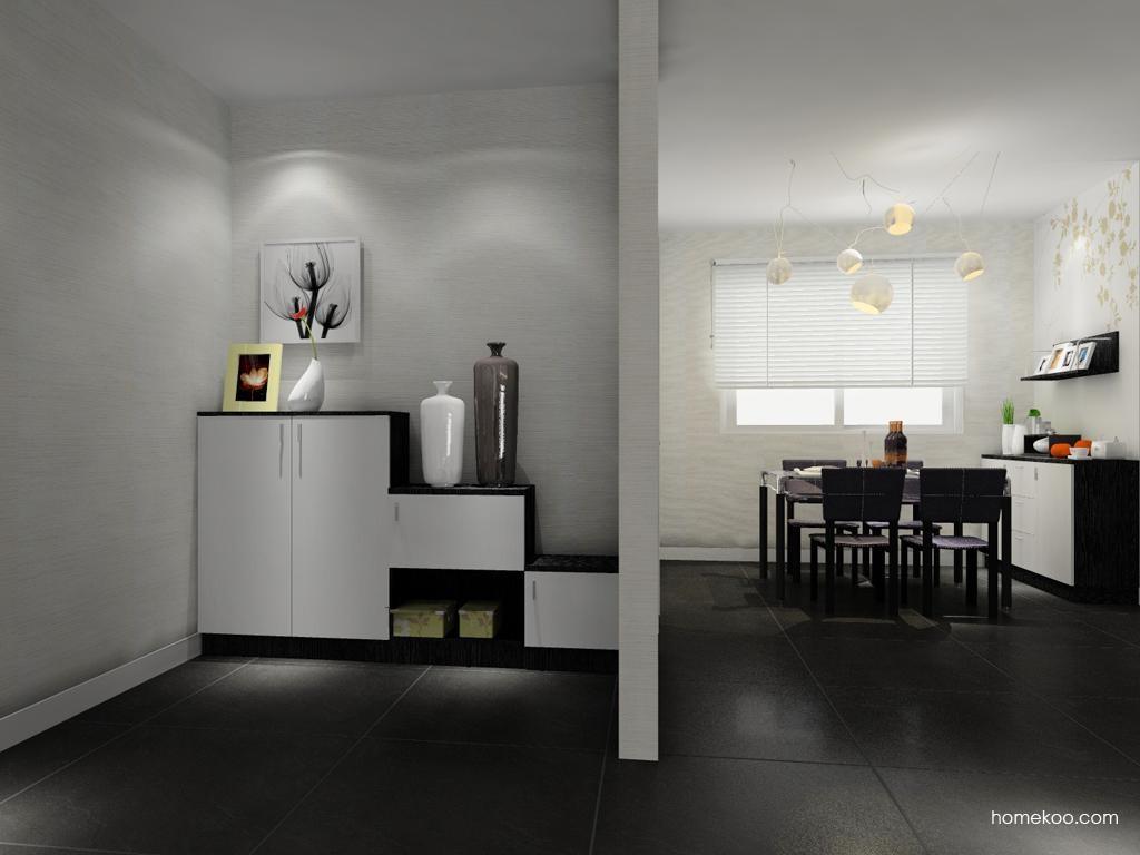 简约主义餐厅家具E8410