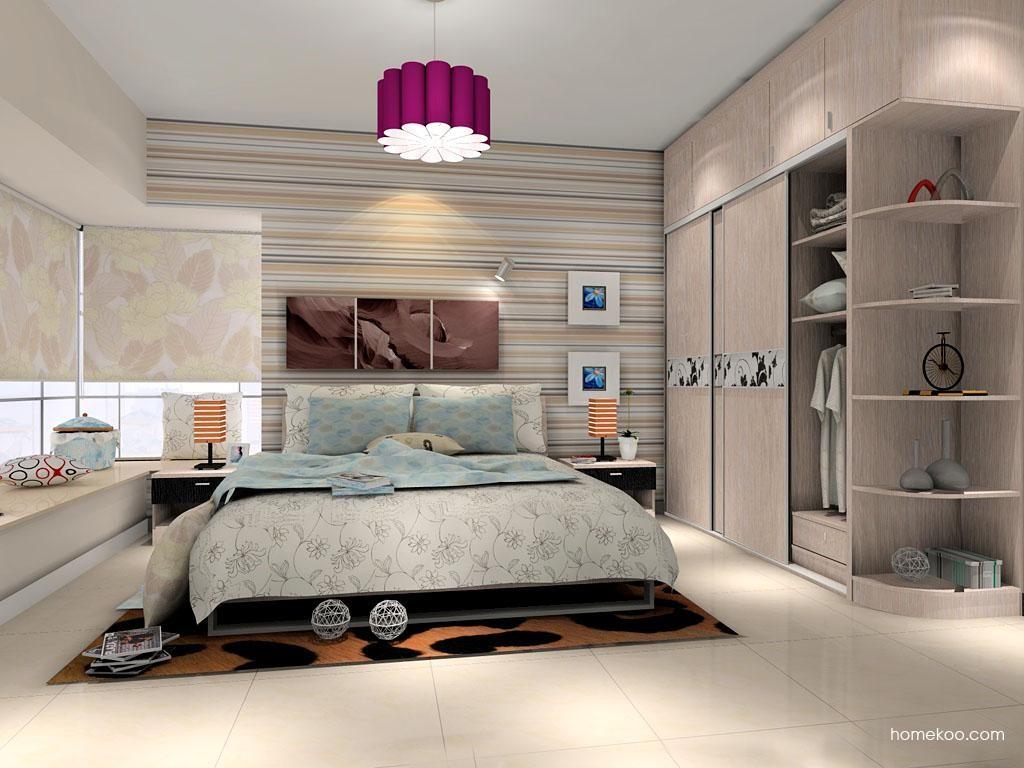 新实用主义卧房家具A10548